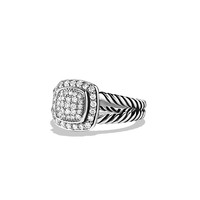 Petite Albion Ring with Diamonds - David Yurman
