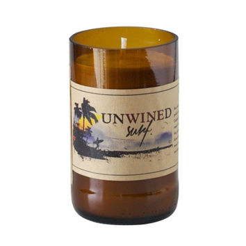 UNWINED SURF CANDLE SURF WAX 12 OZ