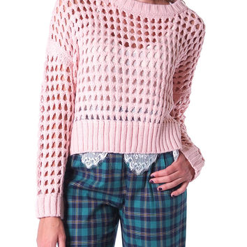 Seen By You Sweater Top