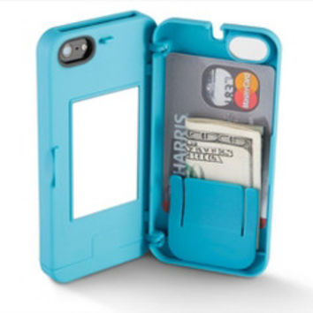 The iPhone 5 Polycarbonate Wallet (Colors)