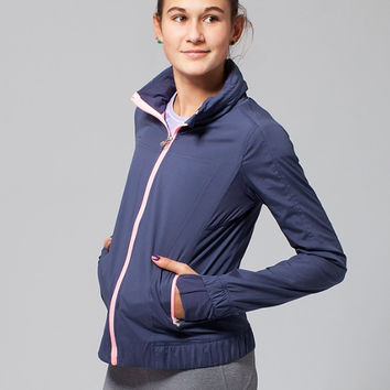 Fast Stop Jacket | ivivva
