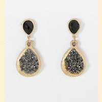 Spaced Out Earrings                       - Francesca's Collections