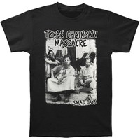 Texas Chainsaw Massacre Men's  Salad Days T-shirt Black