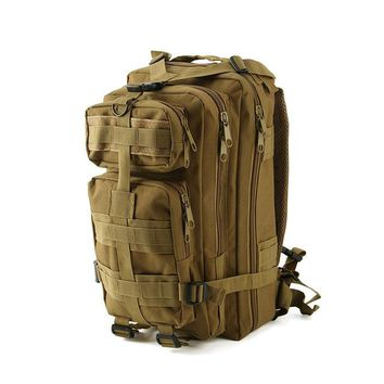 Sports gym bag 1000D Oxford 9 Colors 28L Waterproof Tactical Backpack Outdoor Military Backpack Bag Sports Camping Hiking Fishing Hunting KO_5_1