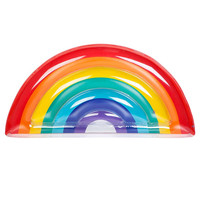 Luxe Lie-On Rainbow Float
