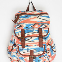 Urban Outfitters - Ecote Patterned Canvas Backpack