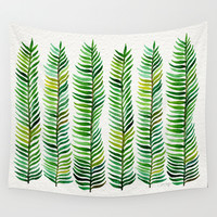 Seaweed Wall Tapestry by Cat Coquillette