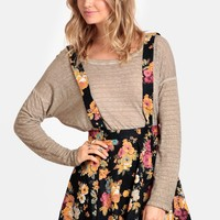 Botany 101 Suspender Skirt