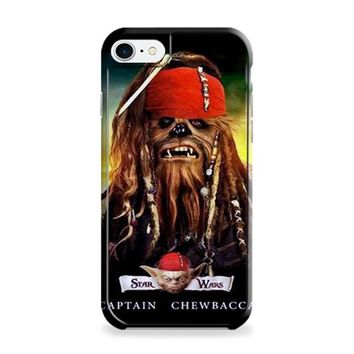Captain Chewbacca Star Wars iPhone 6   iPhone 6S Case