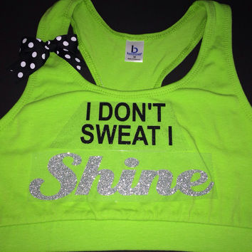 Team Shine - Sports Bra