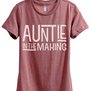 Auntie In The Making