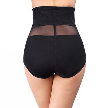 Women Shapewear Thin Mid-lumbar Abdomen Hips Shaper High Waist Corset Body Shaper