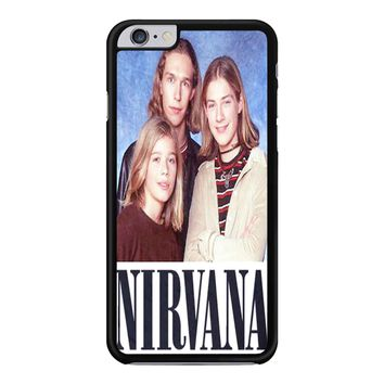 Nirvana Hanson iPhone 6 Plus / 6S Plus Case