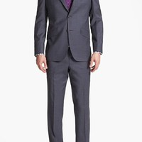 Ted Baker London 'Jones' Trim Fit Wool Suit
