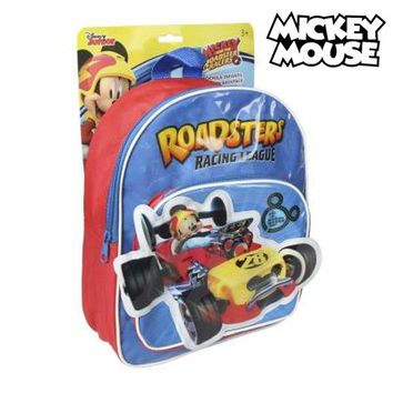 3D School Bag Mickey Mouse 72764