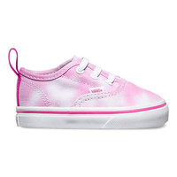 Toddlers Tie Dye Authentic V Lace | Shop at Vans