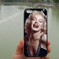 Marilyn Monroe,No.5,iPhone 5s case,iPhone 5c case,Samsung Galaxy S3 S4 Case,iPhone 4 Case,iPhone 5 Case,iPhone case,iPhone 4S Case-005