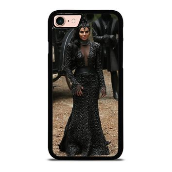 ONCE UPON A TIME EVIL QUEEN iPhone 8 Case