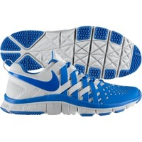 Nike Men's Free Trainer 5.0 Training Shoe - Blue/White | DICK'S Sporting Goods