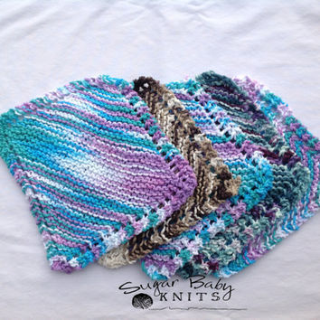 Knit Dish/Wash Cloths