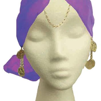 Gypsy Turban Charms