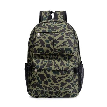 Student Backpack Children 2018 New Fashion Camouflage Backpacks Women Waterproof backpack Male Student School Bags for teenage girls backpacks AT_49_3