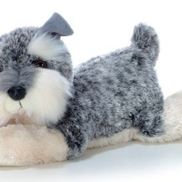 Aurora Plush Ludwig the 12-Inch Schnauzer