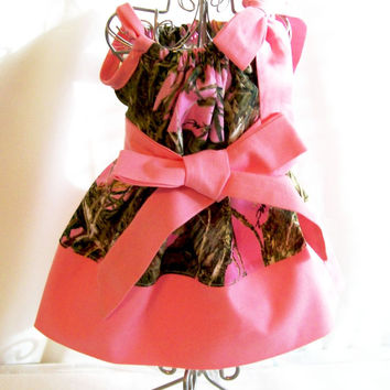 Made to Order, Pink Camo Handmade 18