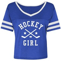 Girls Love Hockey
