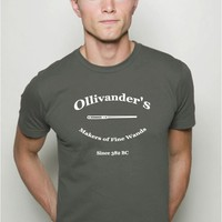 Ollivanders T-Shirt - Rare Bird Finds