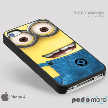Despicable Me Minion for iPhone 4/4S, iPhone 5/5S, iPhone 5c, iPhone 6, iPhone 6 Plus, iPod 4, iPod 5, Samsung Galaxy S3, Galaxy S4, Galaxy S5, Galaxy S6, Samsung Galaxy Note 3, Galaxy Note 4, Phone Case