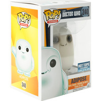Funko Doctor Who Pop! Television Adipose Glow-In-The-Dark Vinyl Figure Hot Topic Exclusive