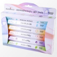 Elements Aromatherapy Incense Gift Pack at Every Witch Way Online Shop