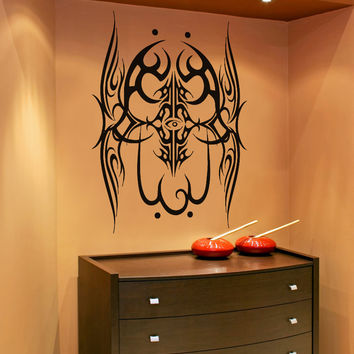 Vinyl Wall Decal Sticker Tribal Art #OS_AA332
