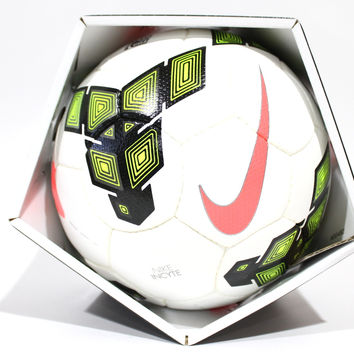 Nike Incyte White Professional Soccer Ball