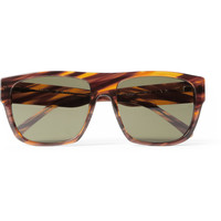 L.G.R - Tripoli Acetate Square-Frame Sunglasses | MR PORTER