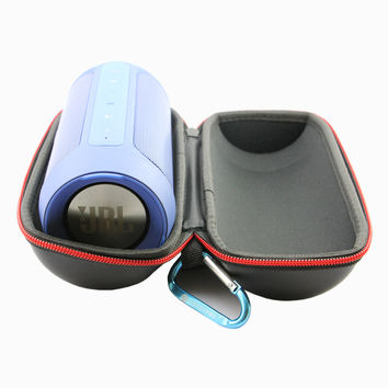 2017 Russia Pouch PU Carry Cover Bag Pouch Case Sleeve Portable Protective Box For JBL Charge2 Charge 2 Plus Bluetooth Speaker