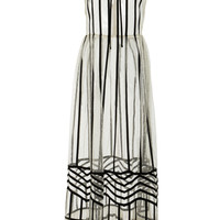 Striped Midi Dress | Moda Operandi