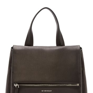 Givenchy Black Leather Pandora Medium Bag