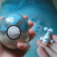 Pokeball Bath Bombs