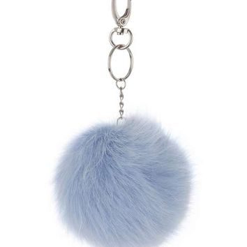 Fluffy Keyring - New In