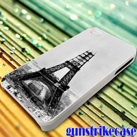 Vintage French Eiffel Tower Paris 5 for iPhone, iPod, Samsung Galaxy, HTC One, Nexus **