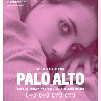 Palo Alto Movie Poster 11x17