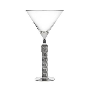 BIG BEN MARTINI GLASS 8OZ