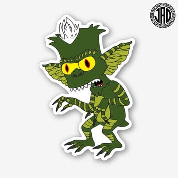 Gremlin Bart - Die Cut Sticker
