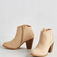 Safari Best of Both Twirls Bootie