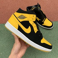 Air Jordan 1 Mid New Love 2017 Release
