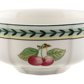 French Garden Fleurence Soup Bowl, Bowls