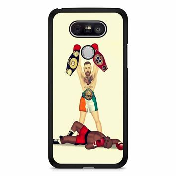 Conor Mcgregor Vs Floyd Mayweather LG G5 Case