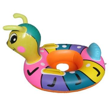 Ant Inflatable Baby Children Water Taxis Swim Ring Toy Cartoon Animal